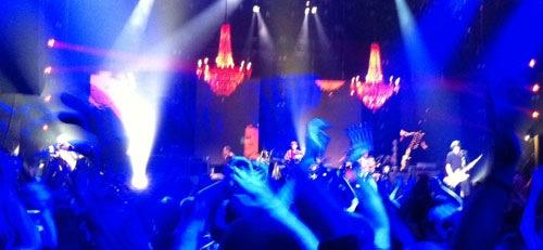 Red Hot Chili Peppers am 30.08.2011 im E-Werk in Köln